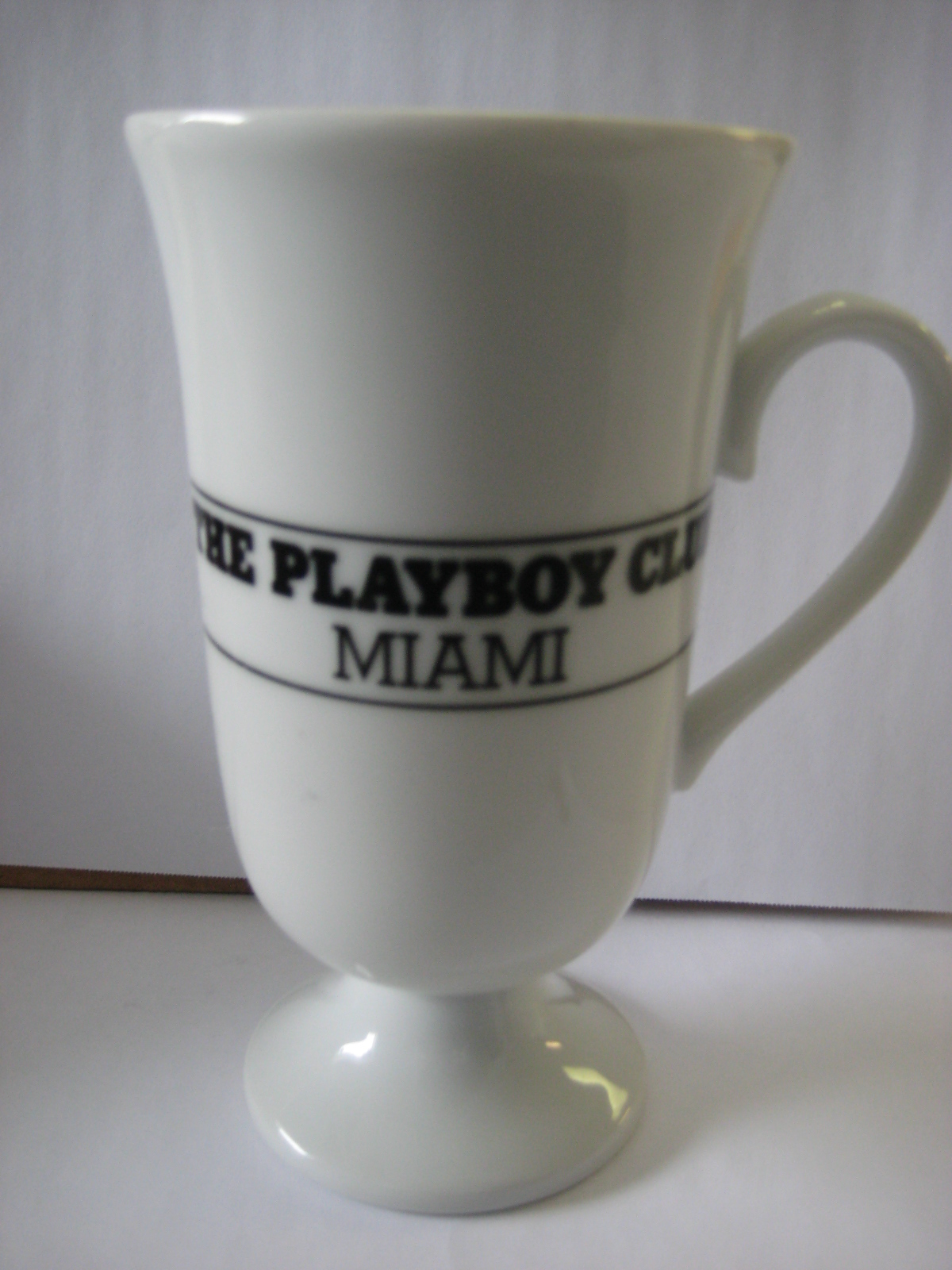 Miami Playboy Club Mug