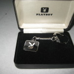 Playboy Key chain
