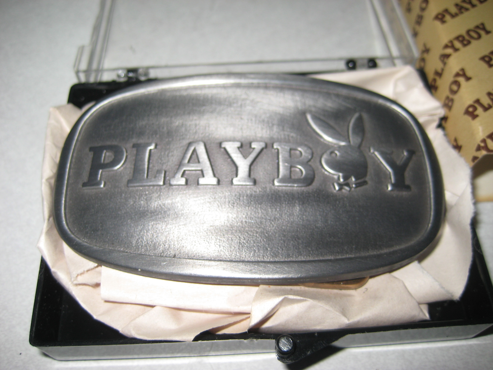 Playboy Belt Buckle