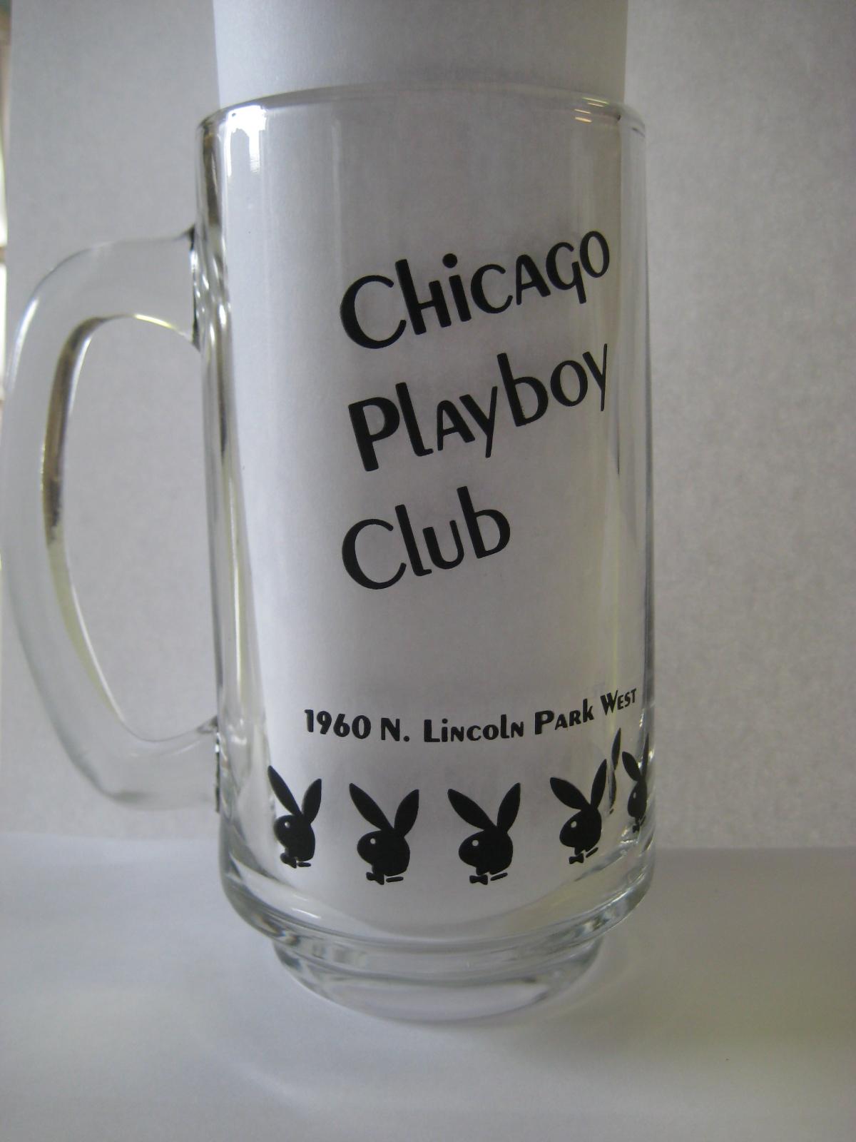 Chicago Playboy Club Mug