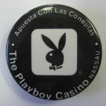 The Playboy Casino Nassau Pin