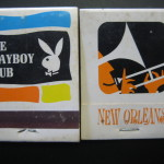 New Orleans Playboy Club Matches