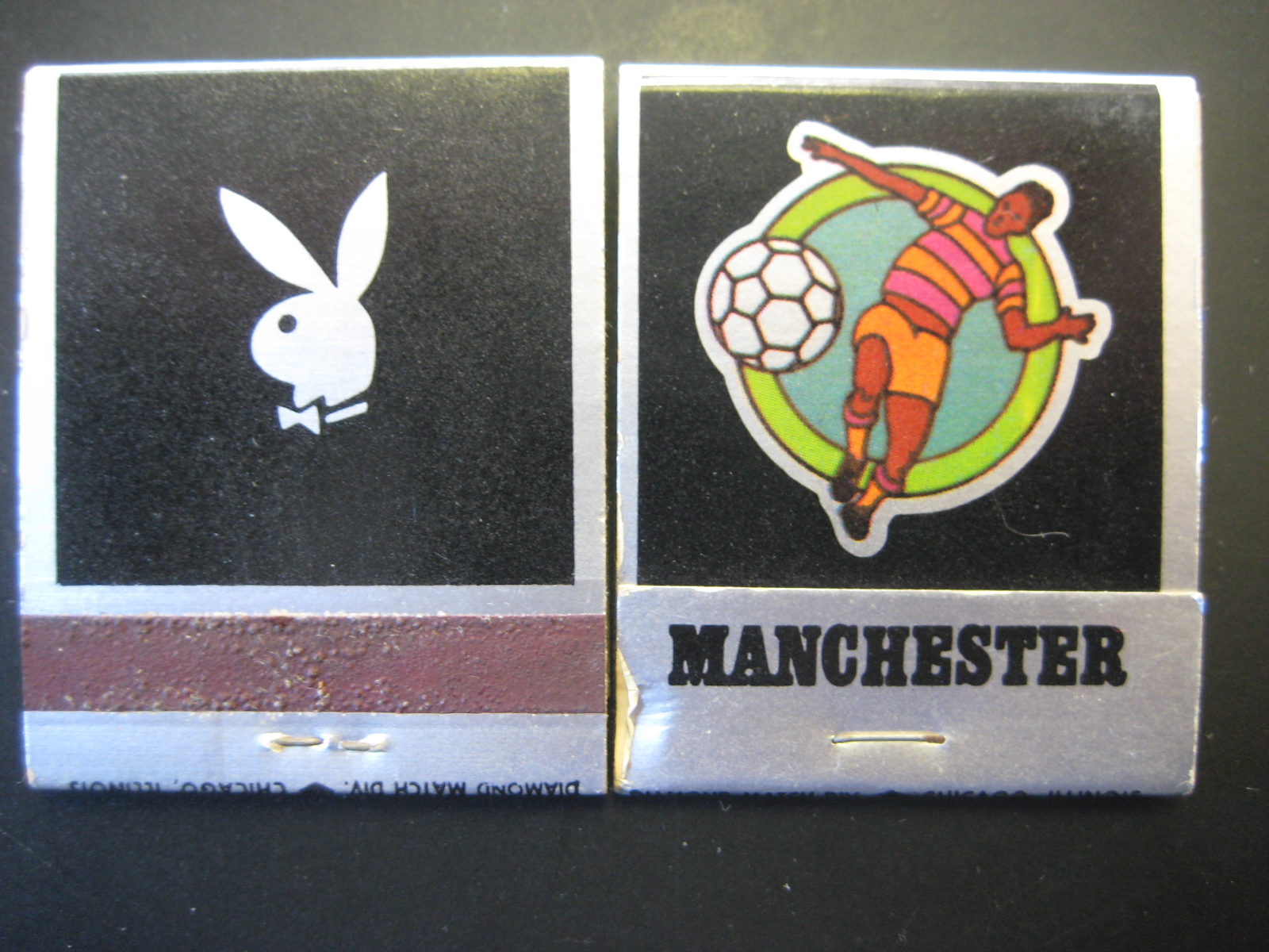 Manchester Playboy Club Matches