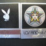 Los Angeles Playboy Club Matches