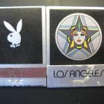 Los Angeles Playboy Club Matches