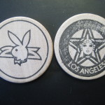 Los Angeles Playboy Club Wooden Nickel