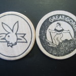 Great Gorge Playboy Club Wooden Nickel