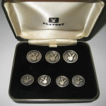 Playboy Blazer Buttons