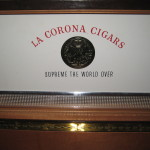 Playboy Club La Corona Cigars Pre embargo Humidor