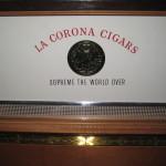 Playboy Club La Corona Cigars Pre embargo Humidor