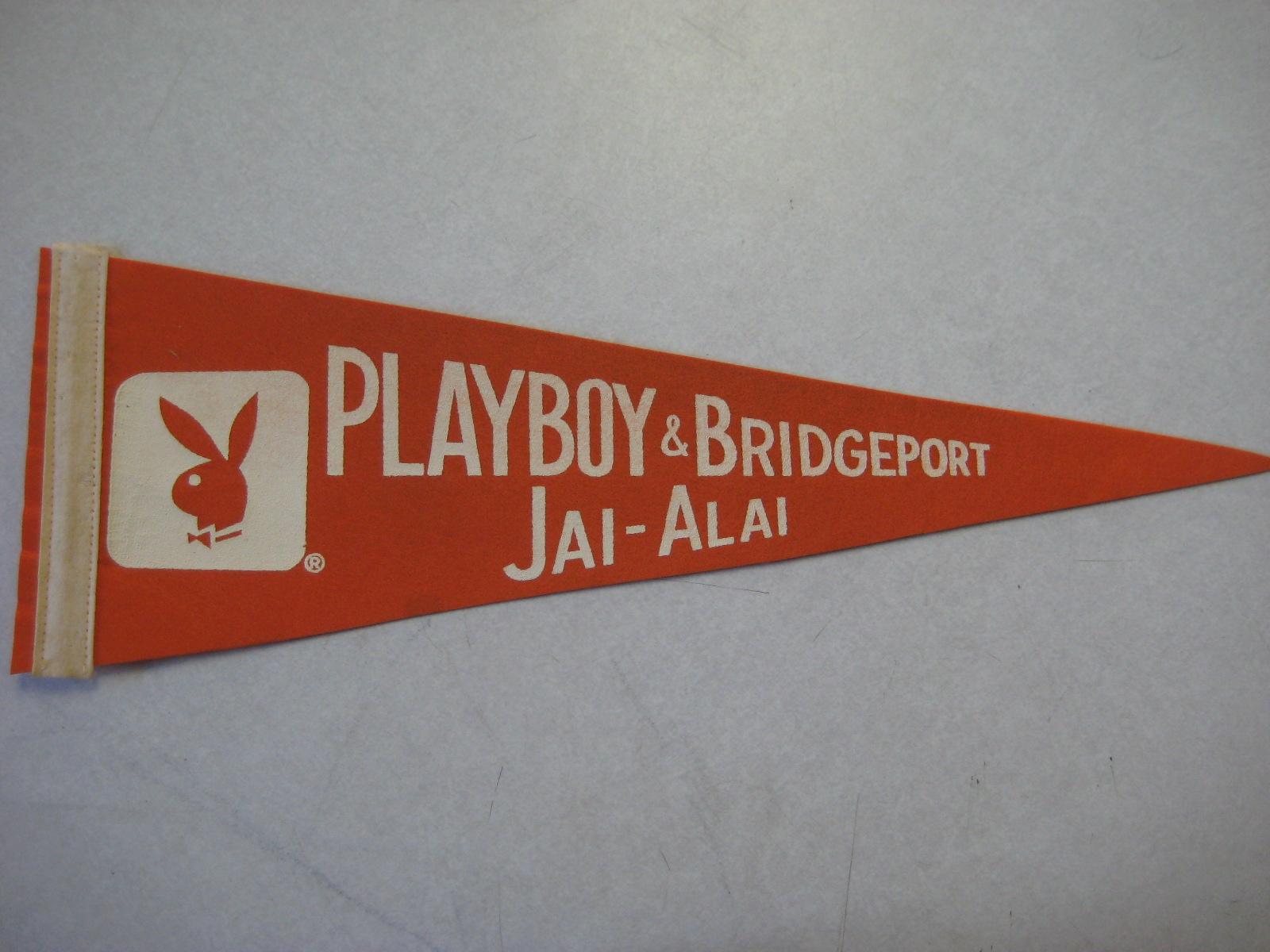 Playboy Jai-Alai Bridgeport Connecticut
