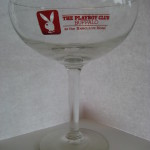 The Playboy Club Buffalo Margarita Glass
