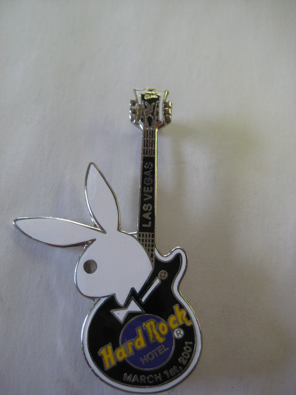 Hard Rock Hotel Playboy Pin