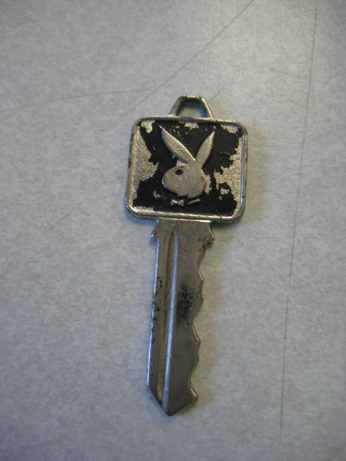 London Playboy Club preview metal key