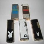 Playboy Lighters Korea