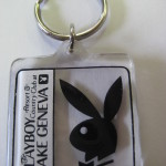 Playboy Lake Geneva Key chain