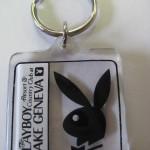 Playboy Lake Geneva Key chain