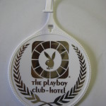 Playboy Hotel Golf Tag