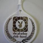 Playboy Hotel Golf Tag