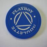 Blue Playboy Roulette