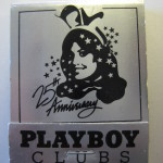 Playboy Clubs 25th Anniversary Matches