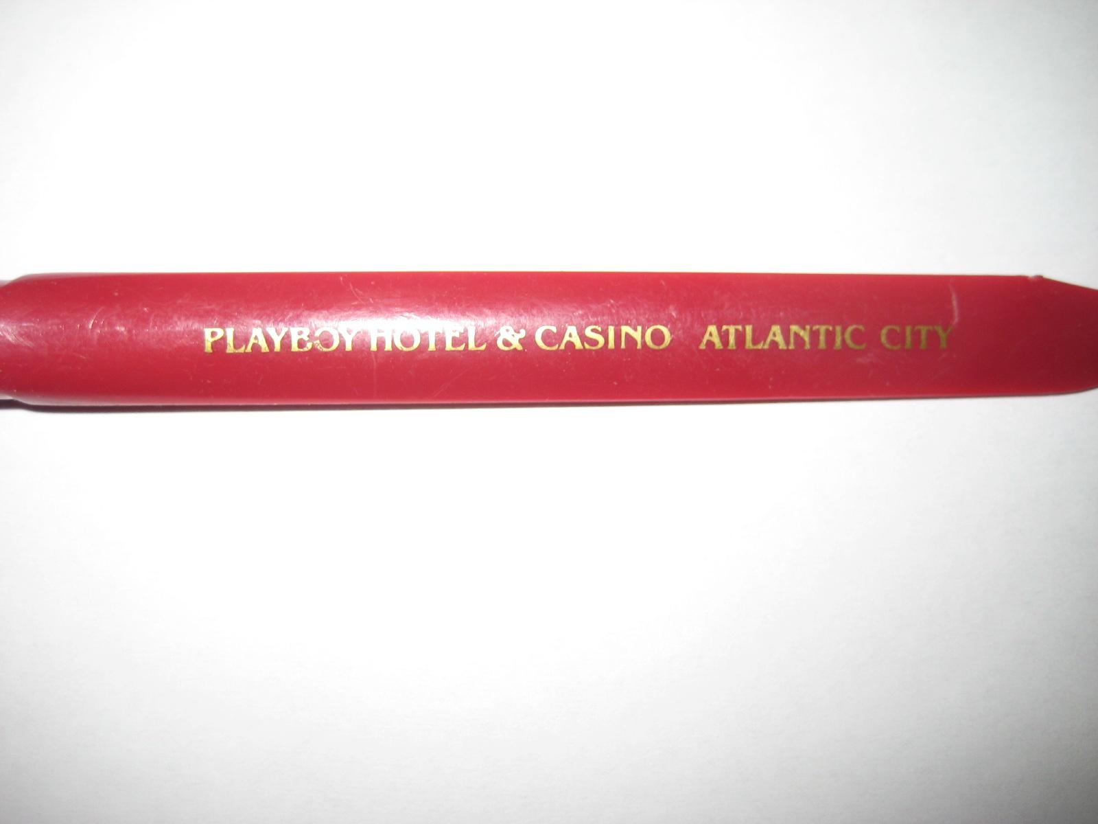 Playboy Hotel and Casino Atlantic City Pen