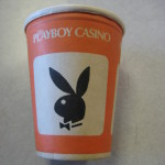 Playboy Casino Solo Paper Cup