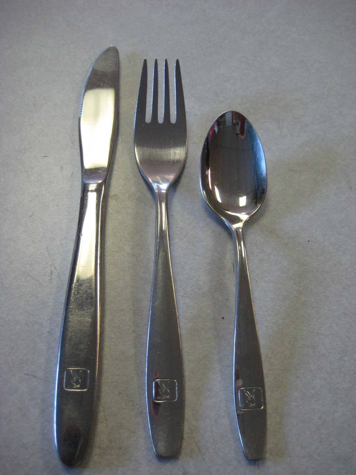 Playboy Reed and Barton Flatware