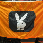 ANNIN PLAYBOY FLAG