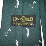 Playboy Club Great Gorge Golf Tie