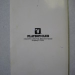 Playboy Club New York Menu