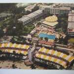 The Jamaica Playboy Club Hotel Postcard