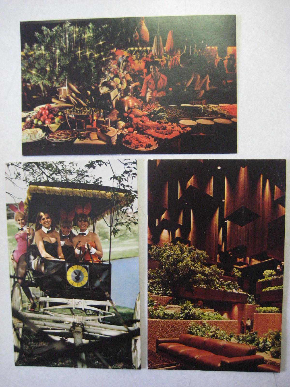 Post Cards Great Gorge Playboy Club Hotel