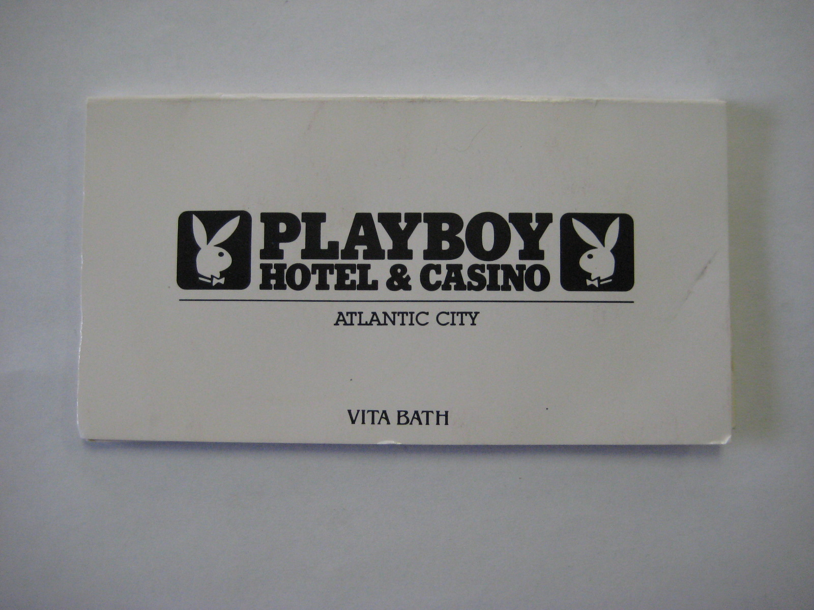 Playboy Atlantic City Vita Bath