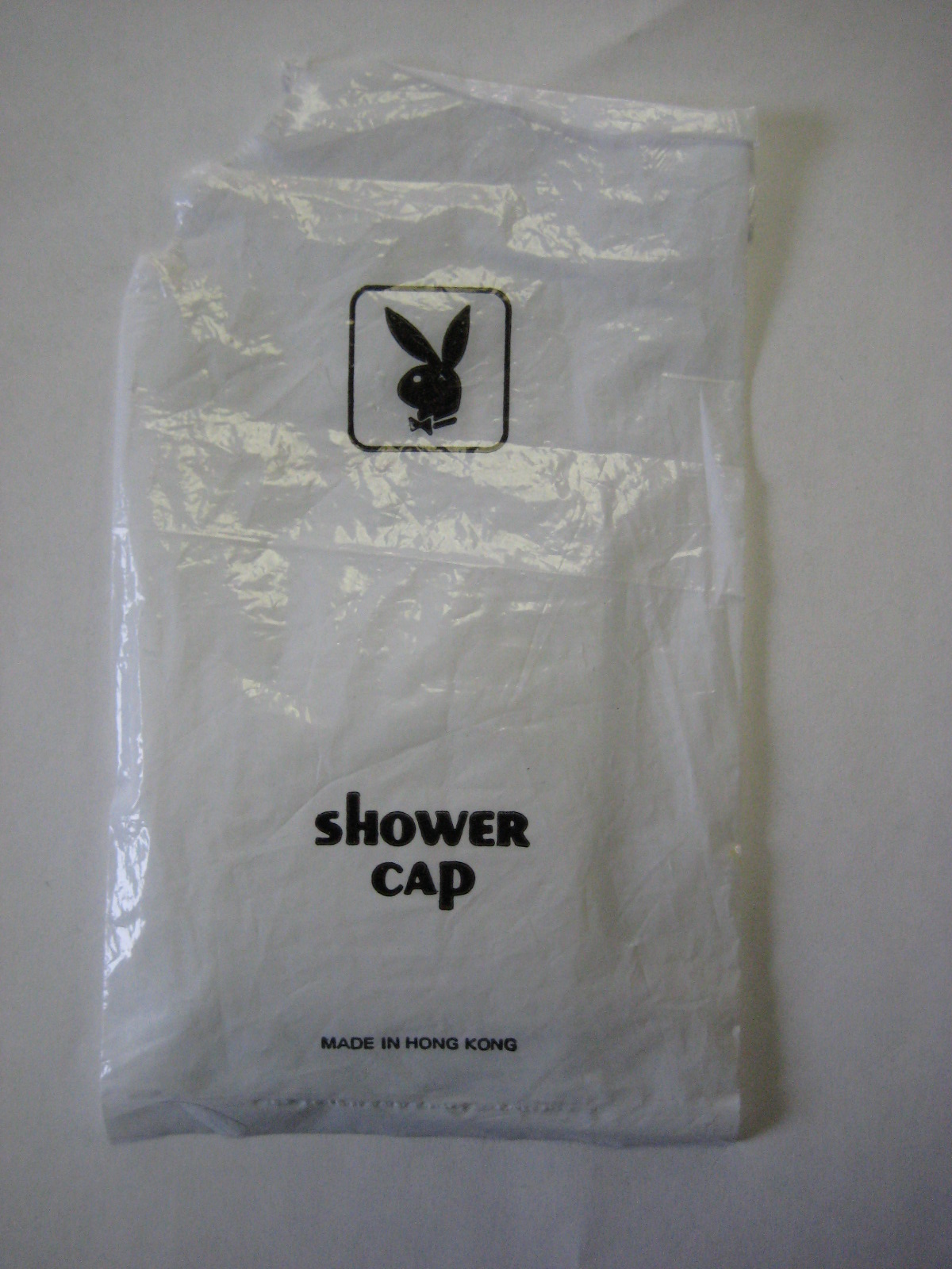 Playboy Shower Cap