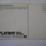 Playboy Club Great Gorge Postcard