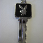 Playboy Club Las Vegas Key chain