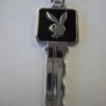 Playboy Club Las Vegas Key chain