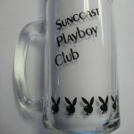 Suncoast Playboy Club Mug St Petersburg