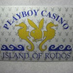 Playboy Casino Rodos Slot Card
