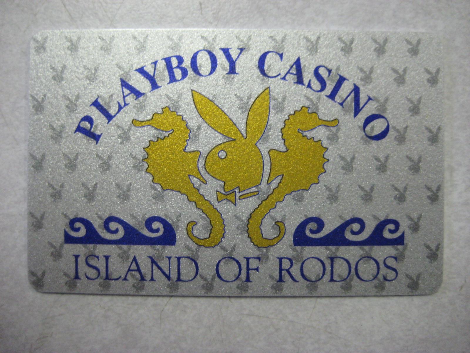 Playboy Casino Rodos Slot Card