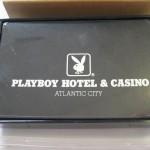 Playboy Hotel and Casino Atlantic City Souvenir Cards