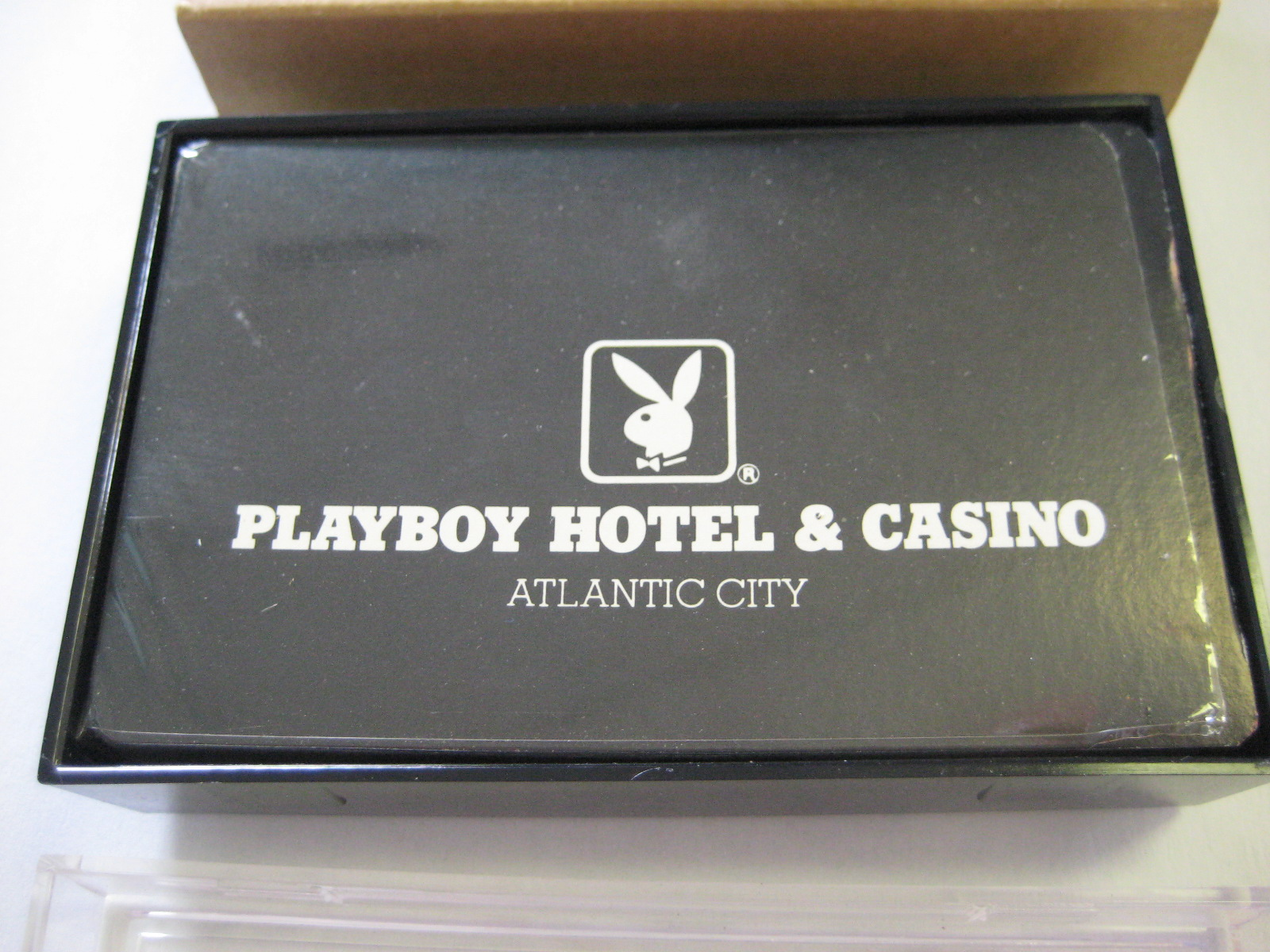 Playboy Hotel and Casino Atlantic City Souvenir Cards