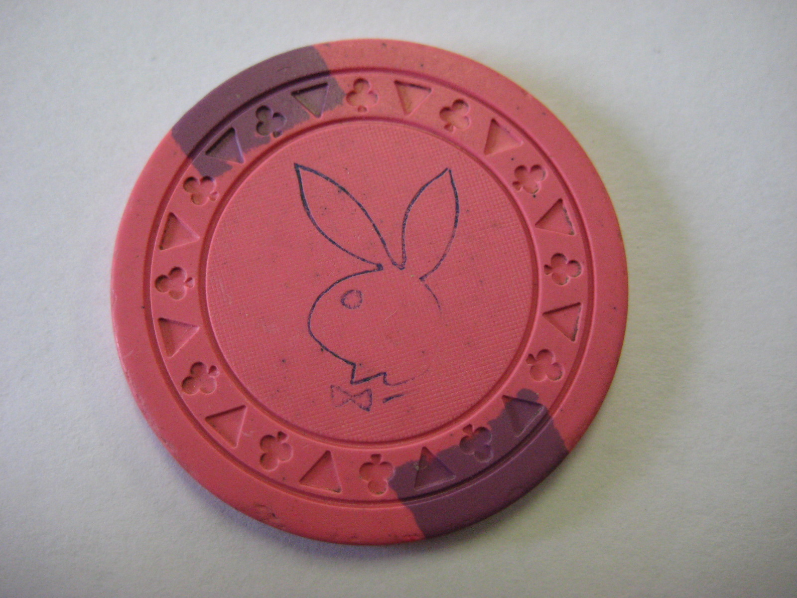 London Playboy Club Casino Pink Roulette