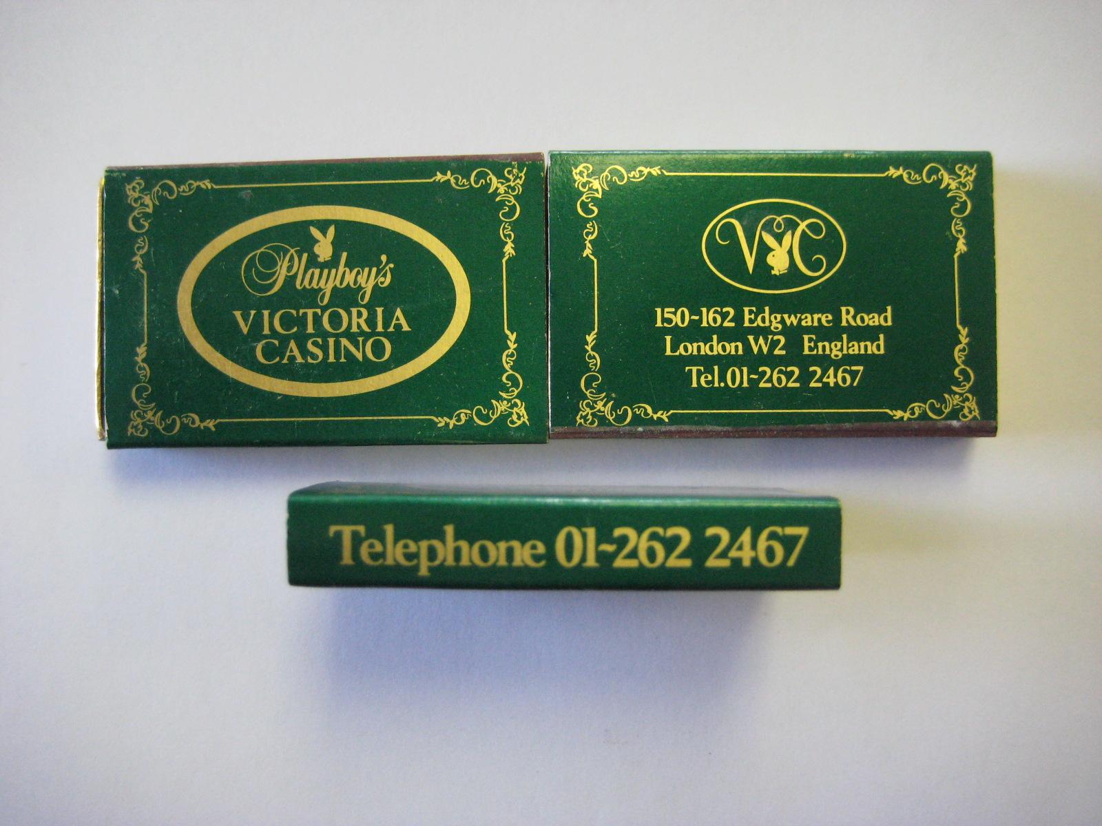 Playboy's Victoria Casino Matches