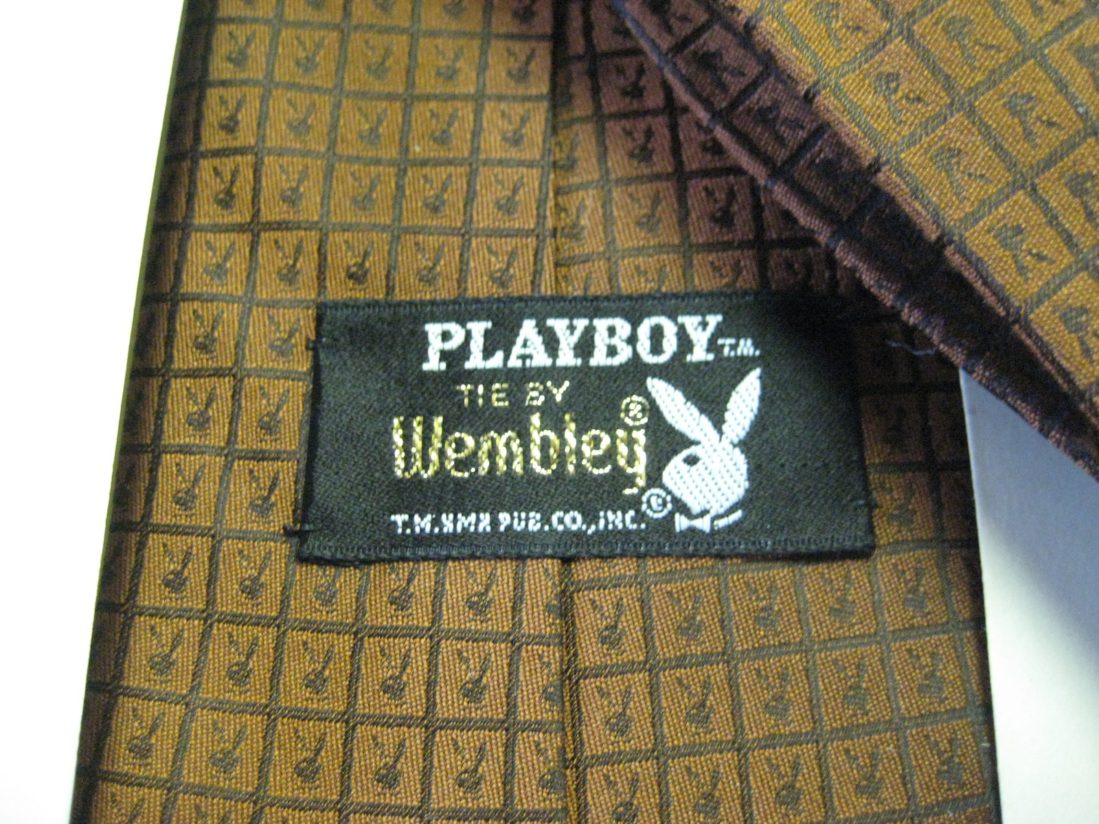 Playboy Tie by Wembley