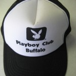 Playboy Club Buffalo Hat Cap