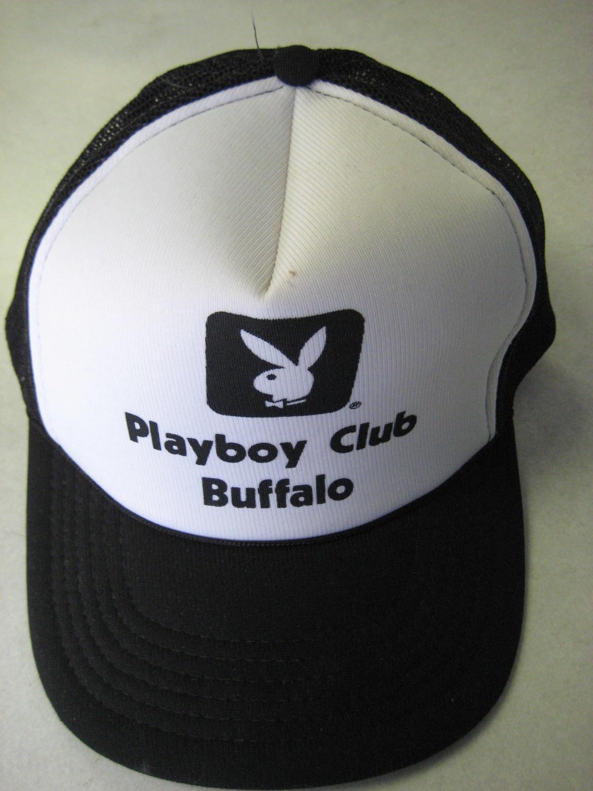 Playboy Club Buffalo Hat Cap
