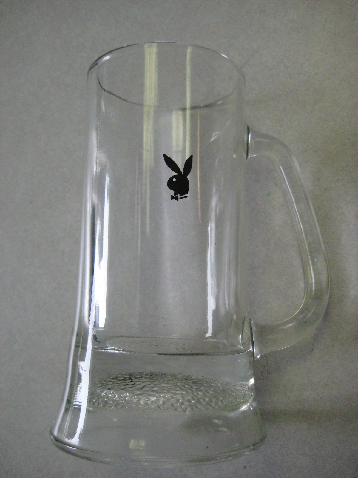 Playboy Clear Tall Mug