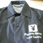 Playboy Club Lake Geneva Windbreaker